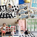 100% Cotton Baby Boy Girls Blanket Play Mat Kid Bedding Air Conditioning Blankets Fashion Swaddling Cross Rabbit Style 70X100CM