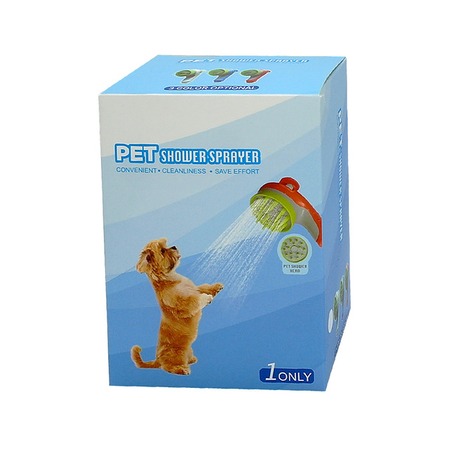 Pet Dog Cat Bathtub Shower Sprayers Dogs Cats Horse Bathing Massage Grooming Cleaning Tool Hair Washing