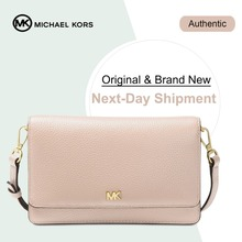 96f70ae45aadfa Michael kors Pebble Leather Phone Crossbody Wallet. US $119.00 / piece Free  Shipping
