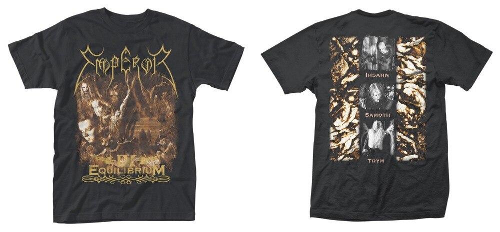 Emperor IX Equilibrium T-Shirt - NEU UND OFFIZIELL