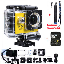 New Arrival Motion Digicam Sj4000 W8 WiFi 1080P Full HD 1.5″ LCD 12MP Diving 30M Waterproof Go Professional Excessive Sports activities Cameras