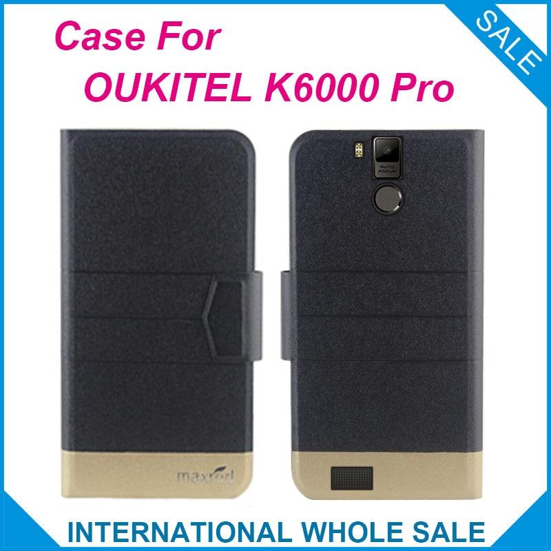 Horký! 2017 Pouzdro OUKITEL K6000 Pro Nový přírůstek 5 barev - Příslušenství a náhradní díly pro mobilní telefony