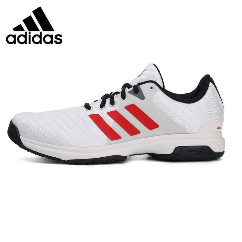 Original New Arrival Adidas Barricade Court OC Men's Tennis Shoes Sneakers
