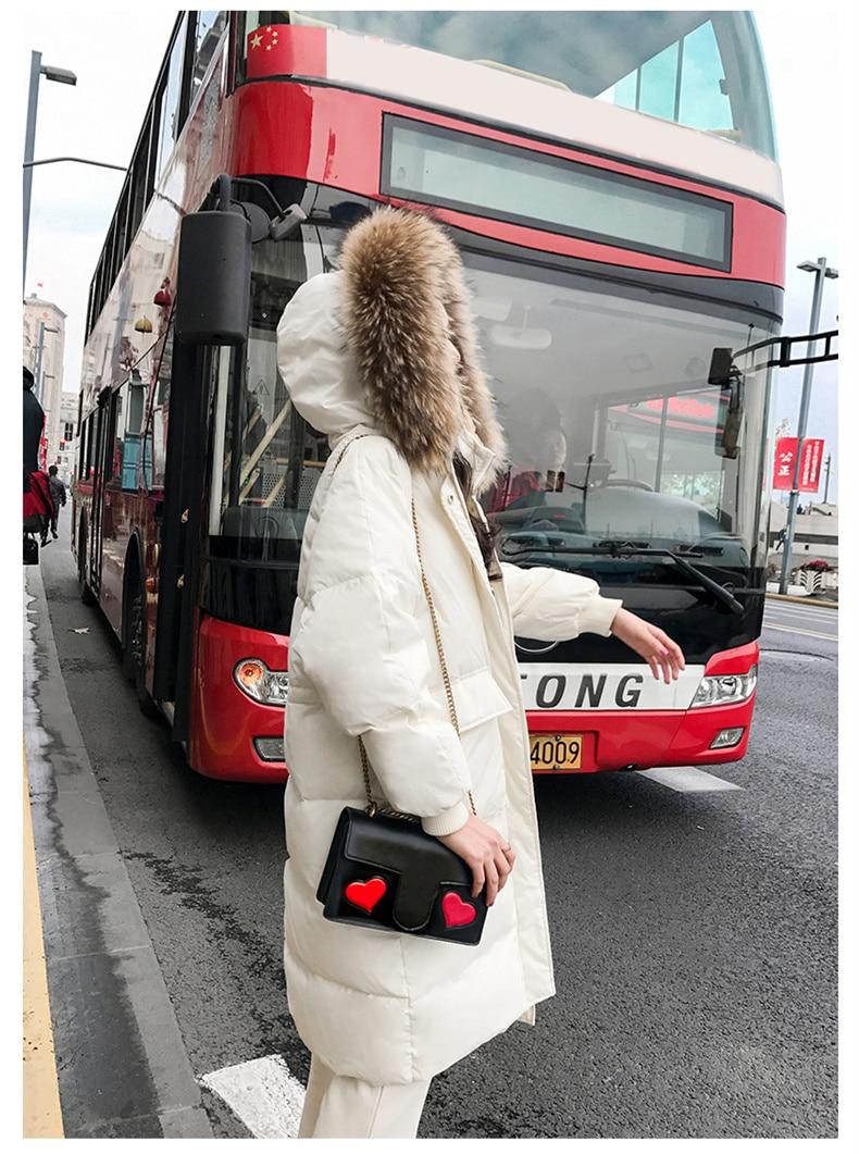 Cours Nouveau black red Vestes white 2018 Vers Femme Long Manteaux Genou Coréenne Vêtements Élégante Dames Ch577 Bas Épais Femmes Yellow Le Manteau D'hiver Coton ZxC1wgqn6