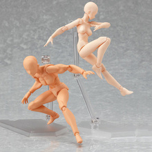 Movable Art Reference Model Doll