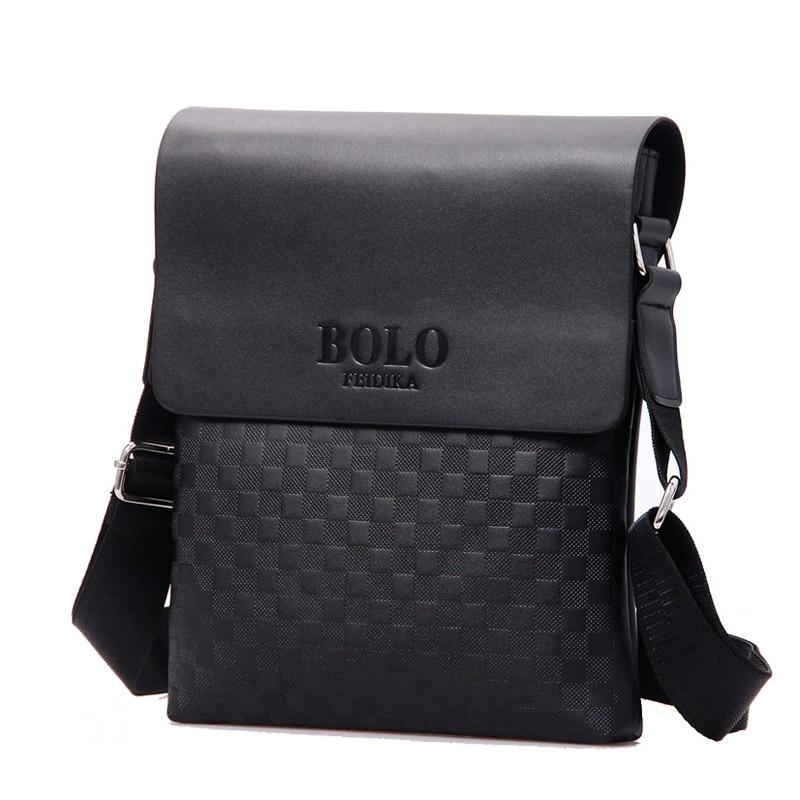 bolsos bolsache homme dos homens Color : Black Bags*brown Bags