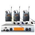 3 приемника Pro ear мониторы Беспроводная система обратной связи с наушниками в ухо для сцены клубный бар ТВ станция мониторинга