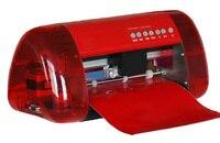 LIW330 A3 Cutting Plotter For Mesh Flex Pvc Laser Cutter A3 A4Contour Cut Function Contour Cut
