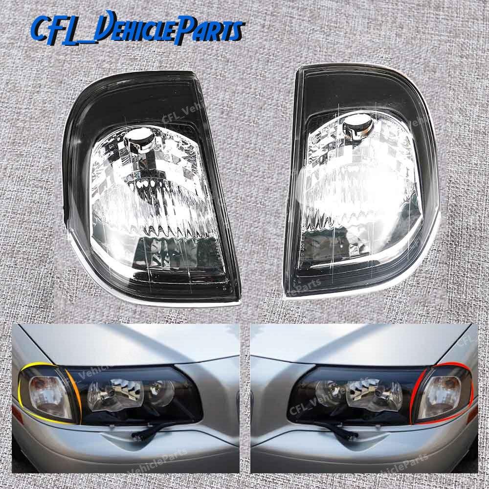 94831856 VO2521101 Right New Corner Light Lamp Passenger Side RH Hand Volvo V70