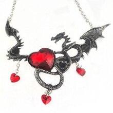 Juego de tronos Daenerys Targaryen madre de Metal collares dragón signo familia Placa de Cosplay Prop accesorios colgante