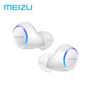 Image 3 - Original Meizu POP TW50 Dual Wireless Earphones Mini TWS Headset Sports In Ear Earbuds Waterproof Headset
