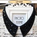 2017 acessórios jóias novo colar de strass falso colar de jóias contas moda colar choker jóia de cristal estilo do vintage