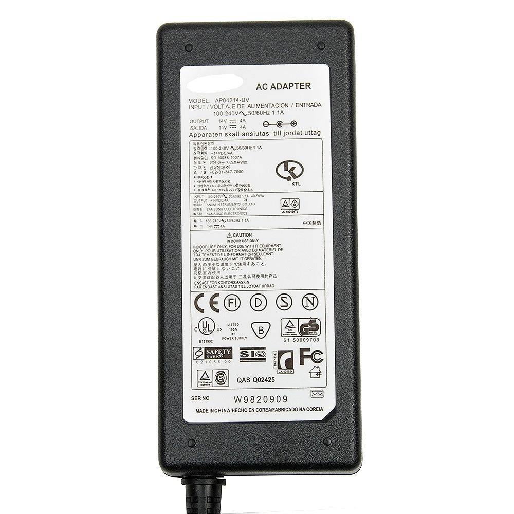 14V 4A LCD Monitor AC Power Adapter Samsung SyncMaster 770TFT 17 - Նոթբուքի պարագաներ - Լուսանկար 4