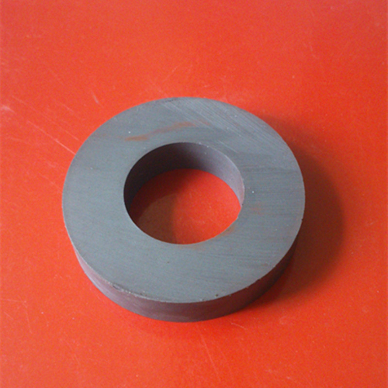 12pcs Ferrite Magnet Ring OD 50x25x10 mm for Subwoofer C8 Ceramic Magnets for DIY Loud speaker Sound Box board home use