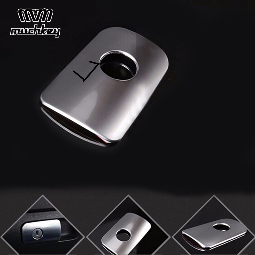 Car-Styling For VW For Volkswagen Tiguan 2010 2011 2012 2013 2014 2015 Car Accessories Glove Box Switch Cover 1pc