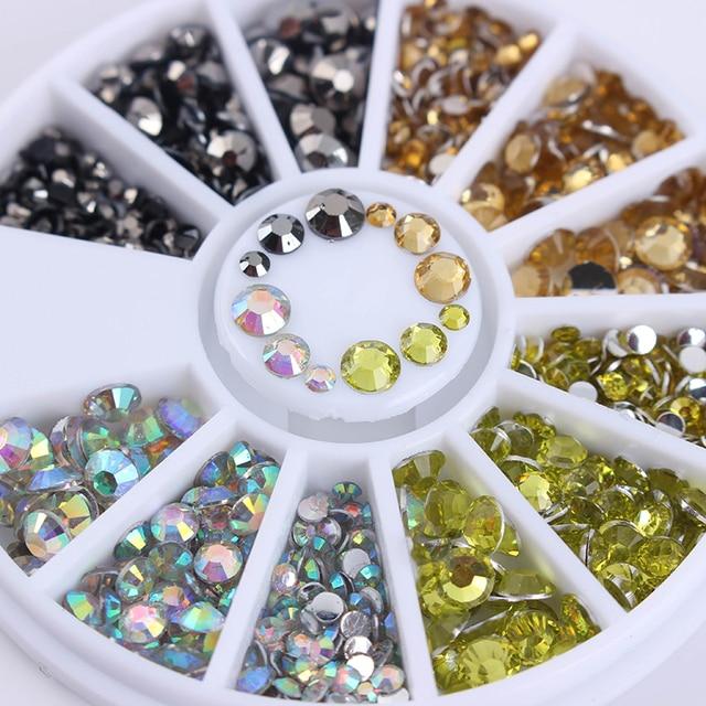 Beads Manicure Nail Art Decoration Set