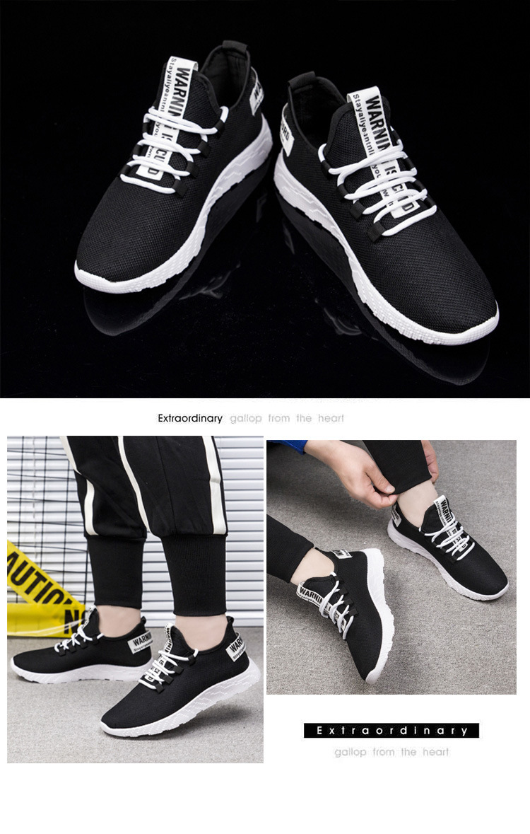 HTB1lFmAdRWD3KVjSZKPq6yp7FXaj Men Sneakers 2019 New Breathable Lace Up Men Mesh Shoes Fashion Casual No-slip Men Vulcanize Shoes  Tenis Masculino