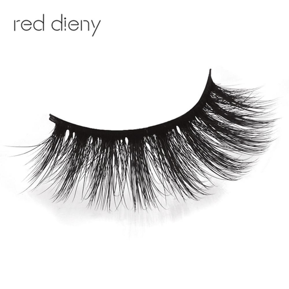 1 Pair Mink Eyelashes 3D Mink Hair Eyelashes False Eyelashes Handmade Mink Collection Natural Long 3D Dramatic Lashes Wholesale