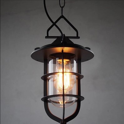 American Country RH Edison Industrial Pendant Lighting Fixtures Dinning Room Vintage Lamp In Loft Style Lamparas Colgantes