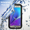 Waterproof Case For Samsung Galaxy S8 S8 Plus S7 Edge Hybrid Swimming Dive Water Shock Proof