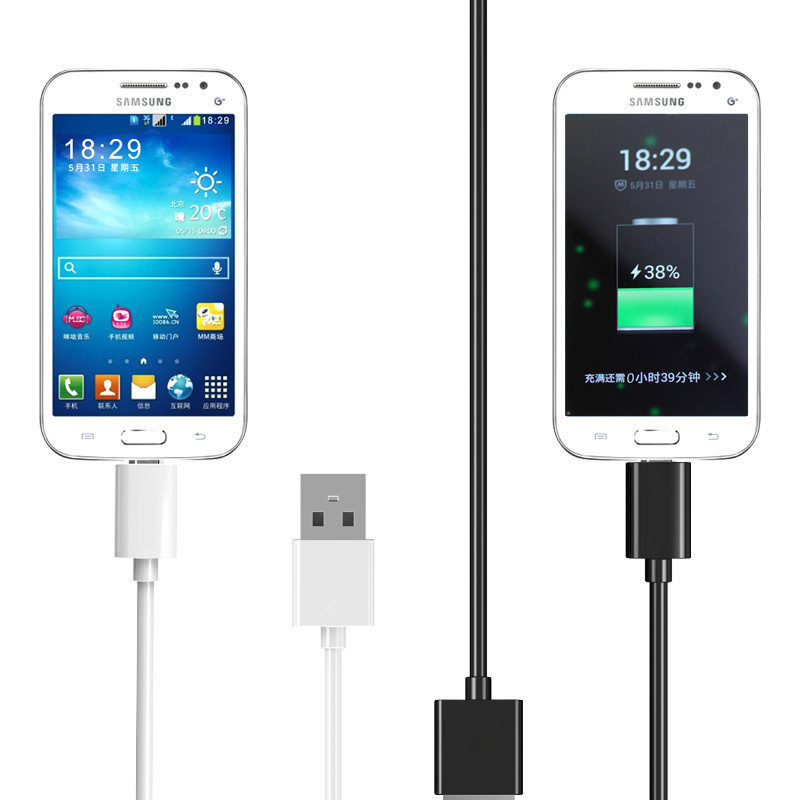 Micro Usb Cable 2m Android Charger Cabels