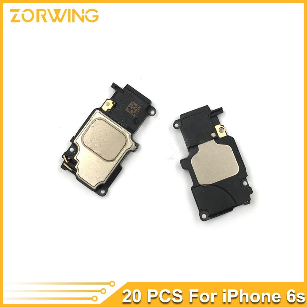 20pcs/lot High Quality NEW For iPhone 6S 4.7 Loud Speaker Loudspeaker Buzzer Ringer Ringtone Sound Flex Cable Replacement Parts