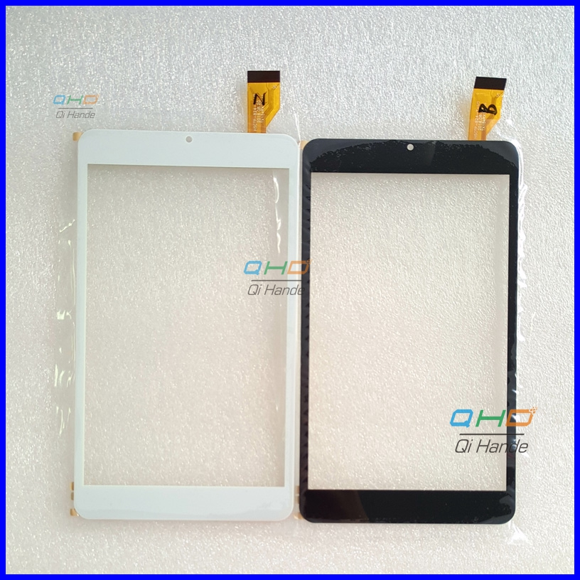 Black New For 7 Inch HSCTP-824-7-V0 Touch Screen Panel Digitizer Sensor Lens Replacement Parts Free Shipping for sq pg1033 fpc a1 dj 10 1 inch new touch screen panel digitizer sensor repair replacement parts free shipping
