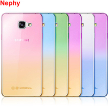 Nephy Cover Case For Samsung Galaxy A3 A5 A7 A8 A9 J1 J3 J5 J7 2015 2016 S3 S4 S5 S6 S7 edge Duos Grand Prime Silicon Ultrathin