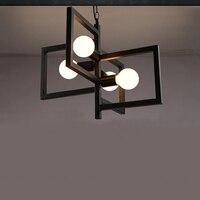 Retro industrial lamp loft pendant lamps Restaurant dining room cafe Bar living room warehouse study pendant light headlight