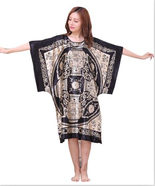 Women Summer Robe Summer Floral Robe Women Sleepwear nightwear Home Clothing