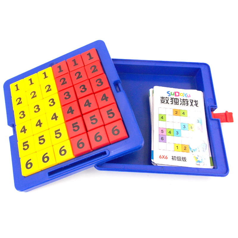 The primary Sudoku Cube Number Game Sudoku Puzzles for Kids Adult ...