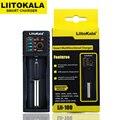 Liitokala Lii-402 Lii-100 Lii-202 1 2 V 3 7 V 3 2 V 3 85 V AA 18650 18350 26650 18350 NiMH литиевая батарея умное зарядное устройство
