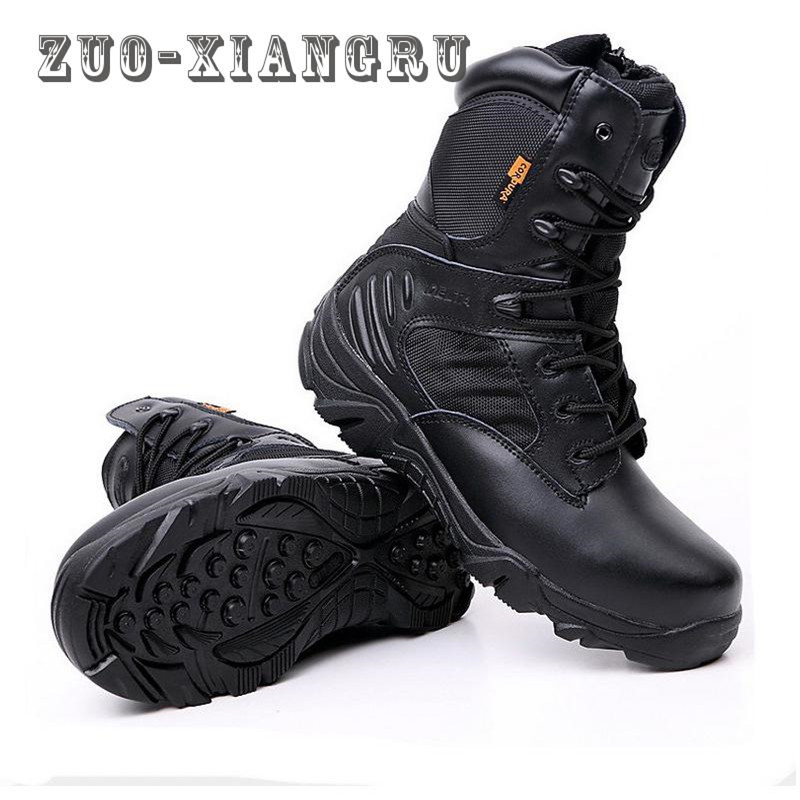 Pria Baja Toe Cap Sepatu Keselamatan Kerja Reflektif Kasual Bernapas - Sepatu Pria