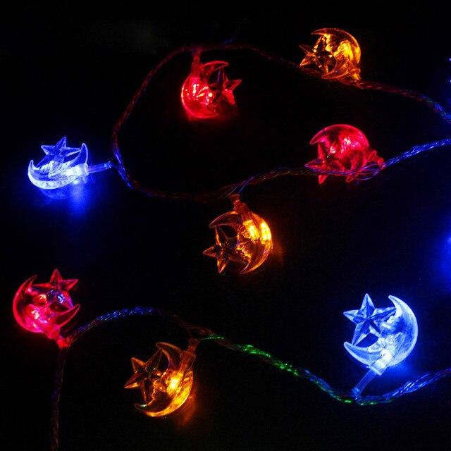 Fairy 30m 300 bulbs guirlande lumineuse led string lights wedding fairy 30m 300 bulbs guirlande lumineuse led string lights wedding christmas moon star decoration garland outdoor workwithnaturefo