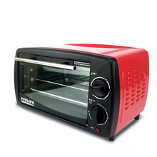 Electric Oven Household Baking Temperature Control Multifunction 12 Liters High Capacity One-button Manipulation