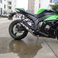 Full Set Exhaust System For Kawasaki ZX-10R 2014 2015
