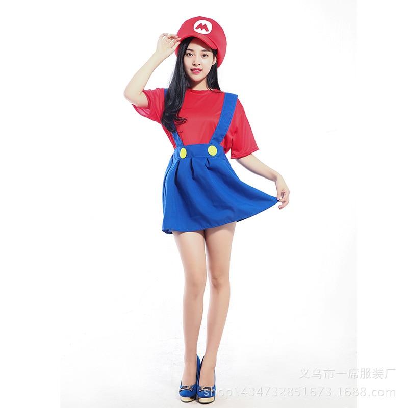 2017 top fashion disfraces attack on titan halloween costume for kids mario halloween party costume super - Semi Pro Halloween Costume