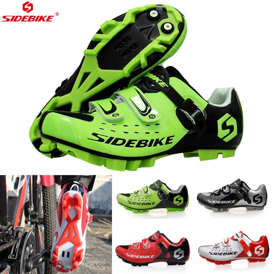 Sidebike Bike shoes Breathable Mountain Road spd mtb Shoes zapatillas ciclismo Non Slip Cycling Shoes Men