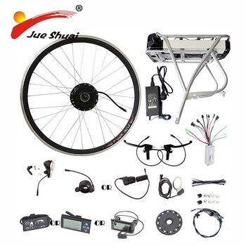 E-Kit de Bicicleta Velo Electrique Avec batería Bicicleta Eletrica Elektrikli Bisiklet Bicicleta...