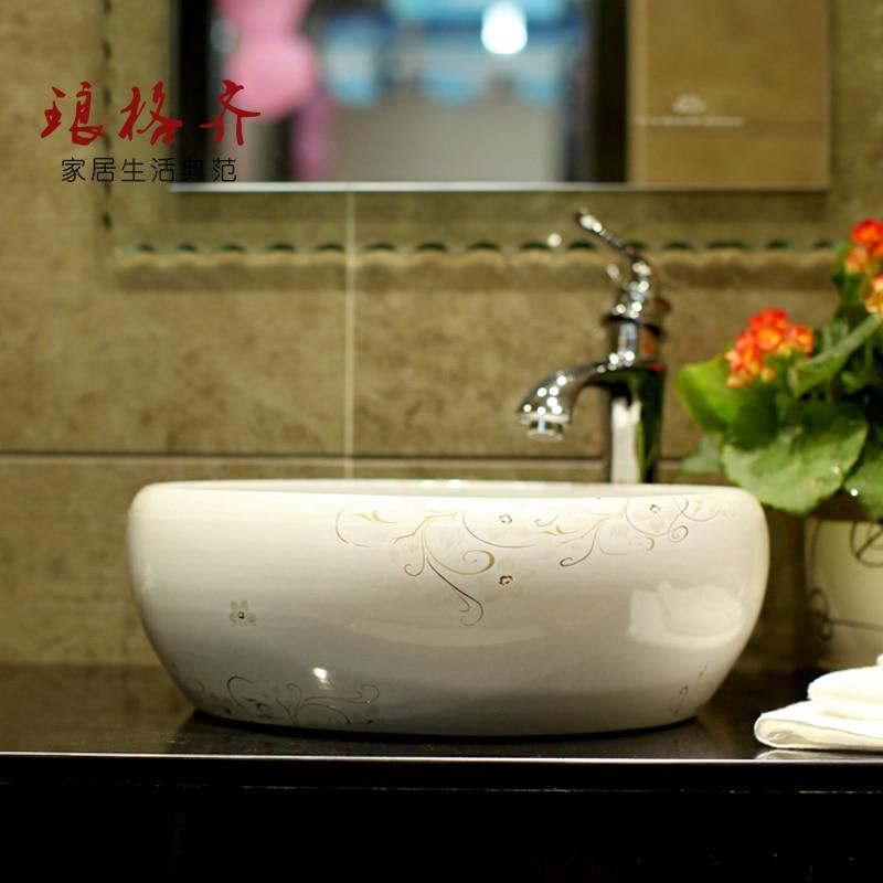 ceramic basin wash basin free shipping
