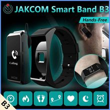 Jakcom B3 Smart Band New Product Of Radio As Solar Powered Crank Radio Portable Solar Generator Radio Usb Mp3(China)