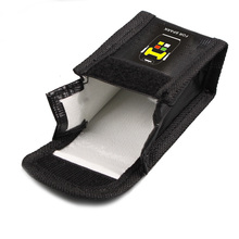Mini Storage Bag for DJI Spark Batteries