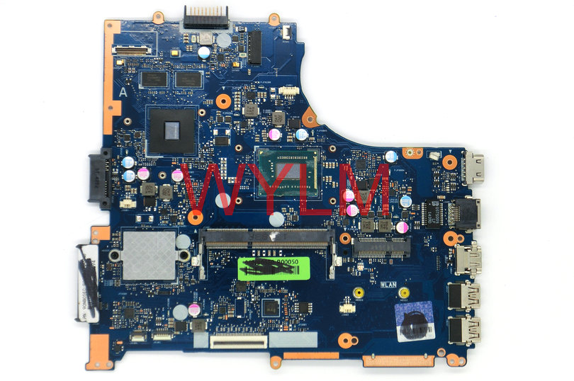 FREE SHIPPING original PU450CD laptop motherboard MAIN BOARD mainboard REV 2.0 WITH SR109 CPU 100% Tested Working