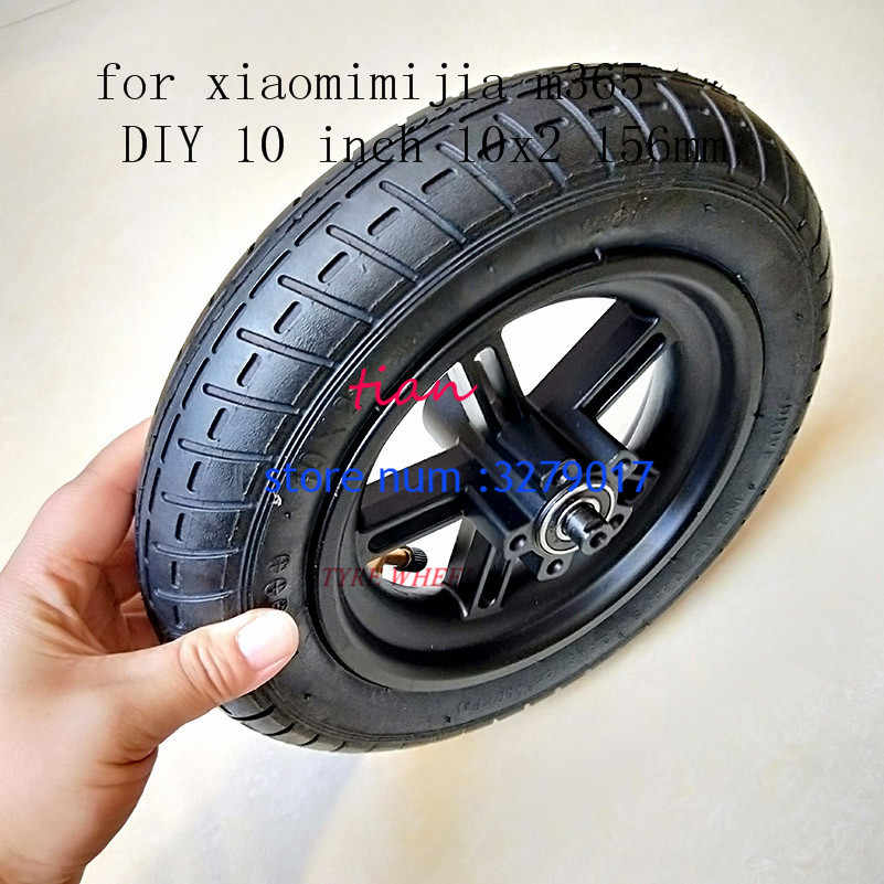 10 Inches Xiaomi Mijia M365 Mi Electric Scooter Tire Tyre Thicker