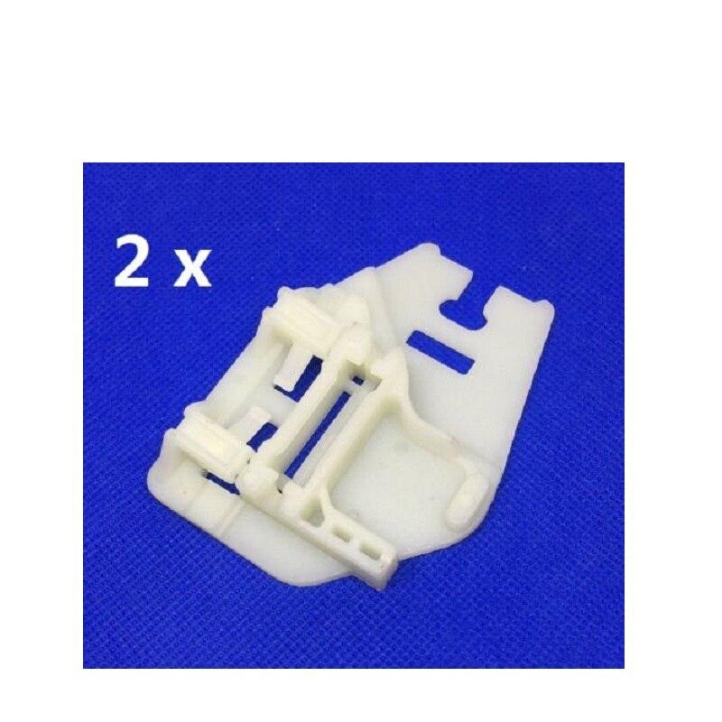 Window Regulator Repair Slider Kit For BMW 3er E46 98-05 Rear Left