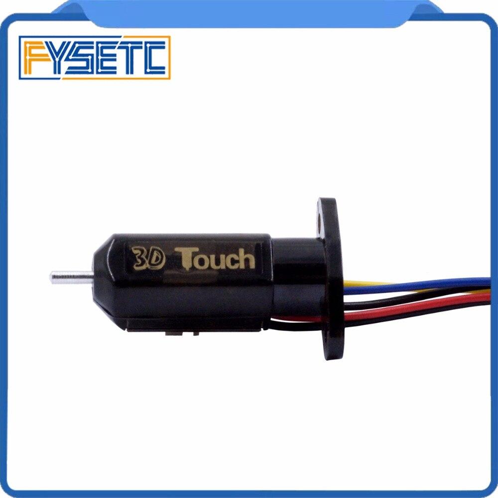 1 Set 3d Touch Auto Bed Leveling Sensor BLTouch 3D Touch Sensor For Anet A8 reprap mk8 i3 3D Printer Improve Printing Precision
