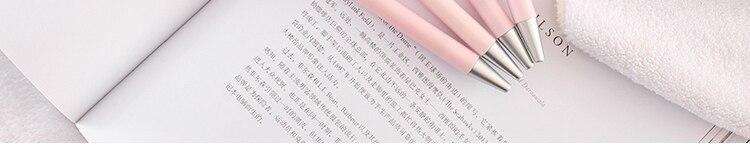 caneta cor preta tinta 0.5mm rolo canetas