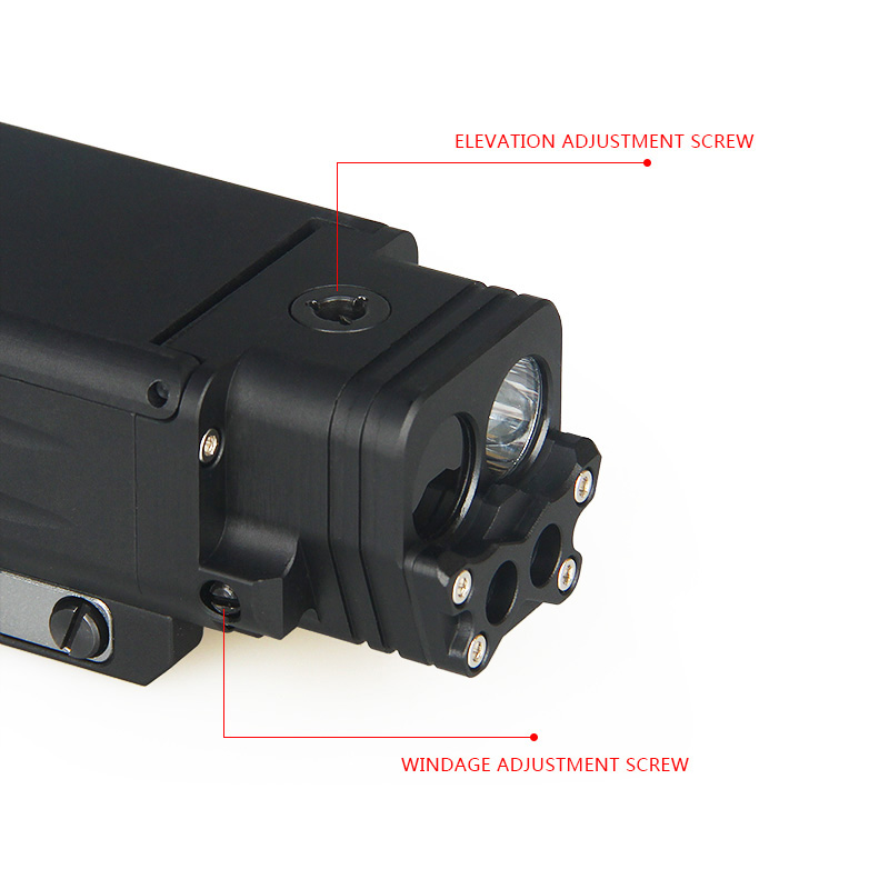 Spina óptica DBAL-PL armelight tático caça combo