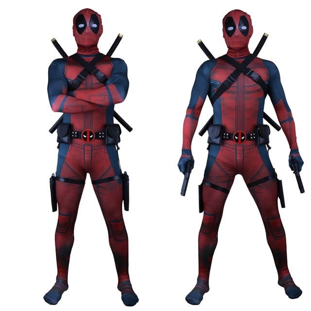 Compra deadpool cosplay jacket y disfruta del envío gratuito en ...