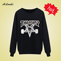 New Arrival Cotton Thrasher Sweatshirt Men Spring Autumn Winter Hip Hop in Long Sleeve Mens Hoodies and Sweatshirts 3xl Aikooki
